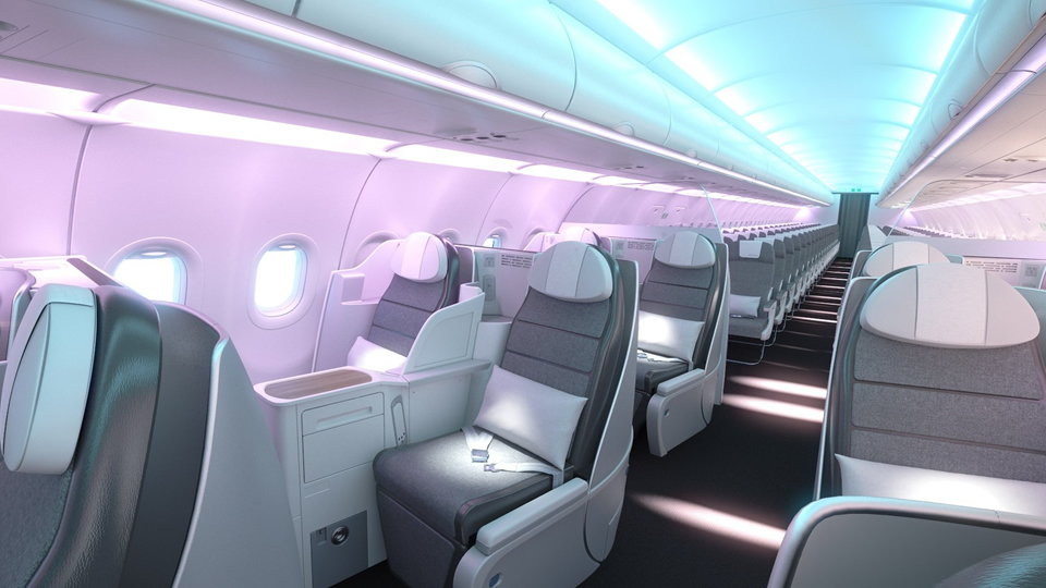 Aircraft Interior Refurbishment Espana - The Best and Latest