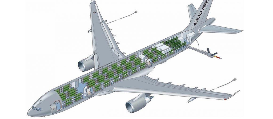 AIRE delivers the 40th AIRBUS A330 MRTT