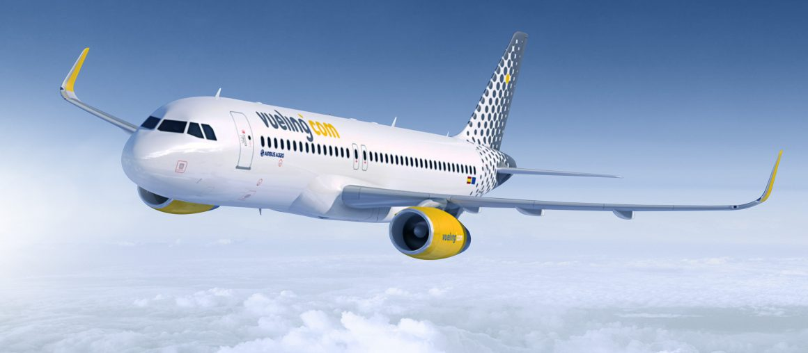 AIRE is Designated MRO to Implement USB & PES Power MOD in 30 Vueling Single Aisle Aircrafts