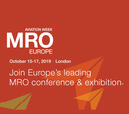 AIRE at MRO Europe, London 2019