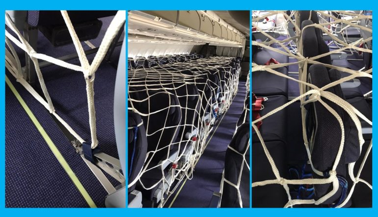 AIRE releases EASA approved Minor Modification for humanitarian cargo transportation in passenger cabin